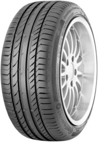 Opony Continental CONTISPORTCONTACT 5 225/50R17