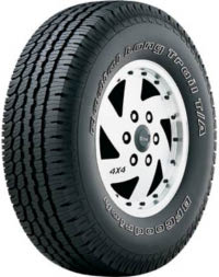 Opony Bfgoodrich LONG TRAIL T/A TOUR 245/65R17