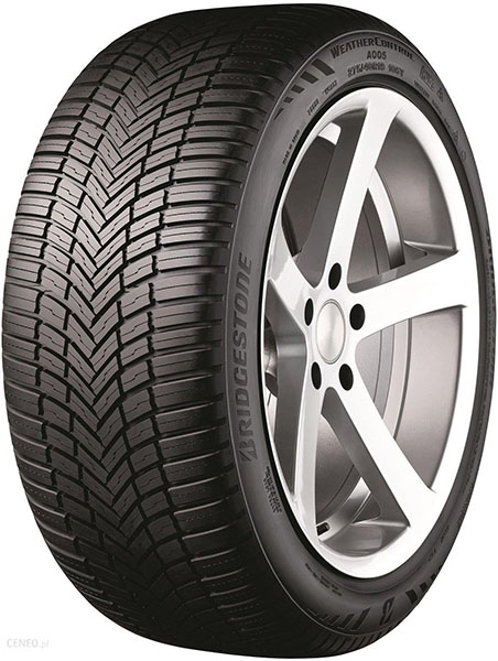 Opony Bridgestone Weather Control A005 205/55R16
