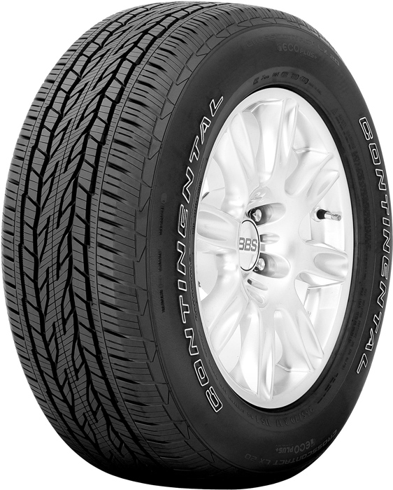 Opony Continental ContiCrossContact LX 2 225/50R17