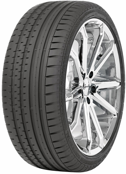 Opony Continental ContiSportContact 2 275/45R18