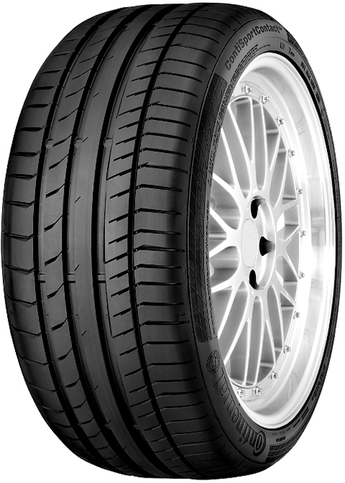 Opony Continental ContiSportContact 5 255/45R18