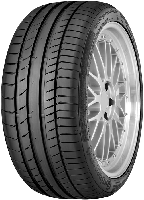 Opony Continental ContiSportContact 5P 255/40R19