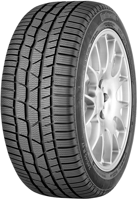 Opony Continental ContiWinterContact TS830 P 235/45R17