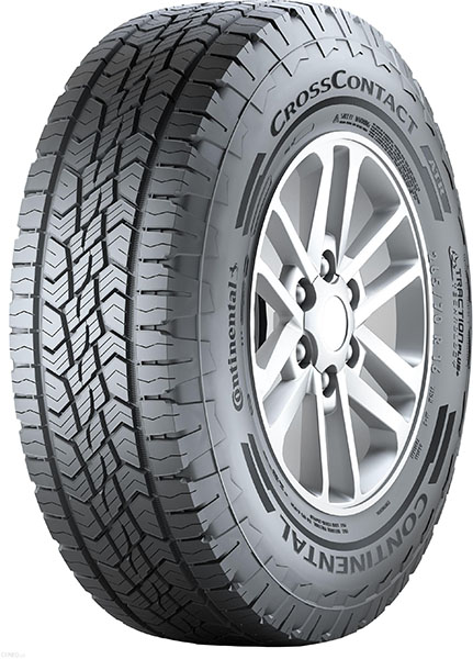 Opony Continental CrossContact ATR 225/60R17