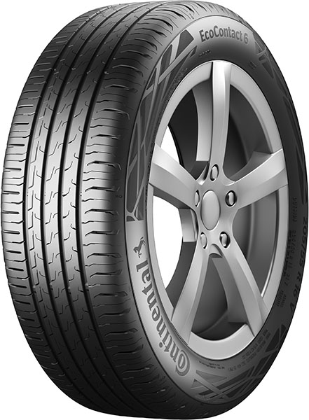 Opony Continental EcoContact 6 205/55R17