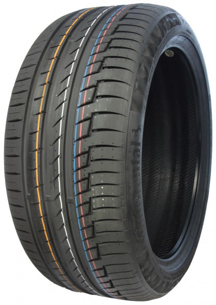 Opony Continental PremiumContact 6 235/40R19