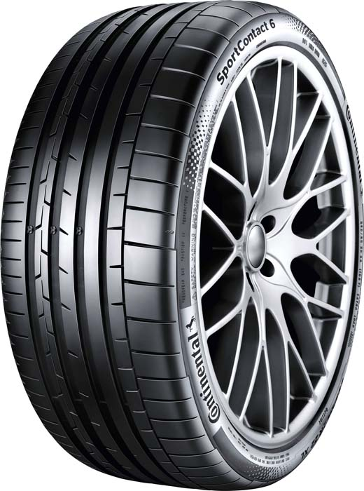Opony Continental SportContact 6 255/40R19