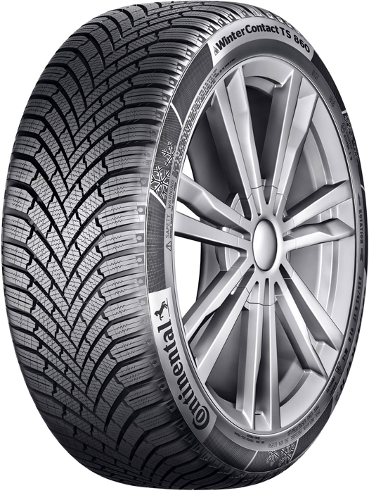 Opony Continental WinterContact TS 860 225/50R17
