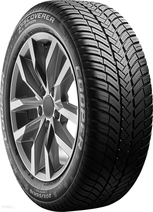 Opony Cooper DISCOVERER ALL SEASON 225/55R17