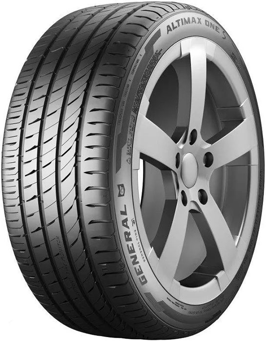 Opony General Altimax One S 225/45R17