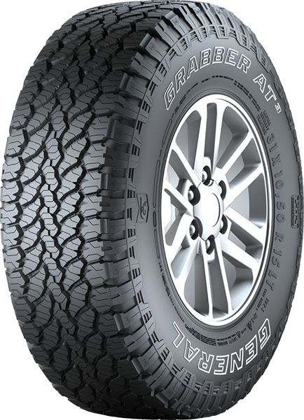 Opony General Grabber AT3 245/70R16