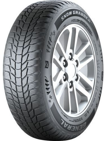 Opony General SNOW GRABBER PLUS 235/55R18