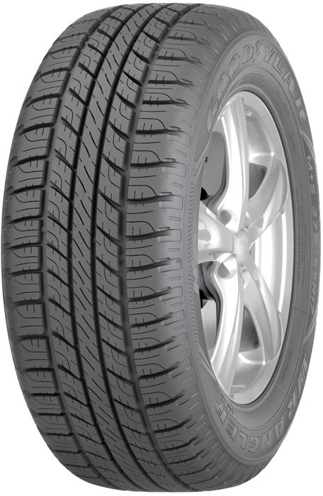 Opony Goodyear Wrangler HP All Weather 275/55R17