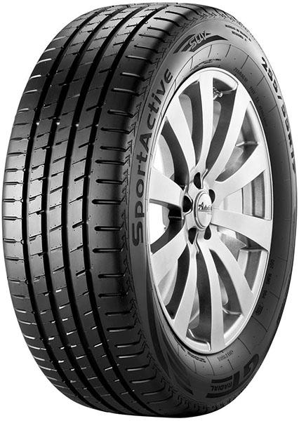 Opony GT Radial Sportactive 215/50R17