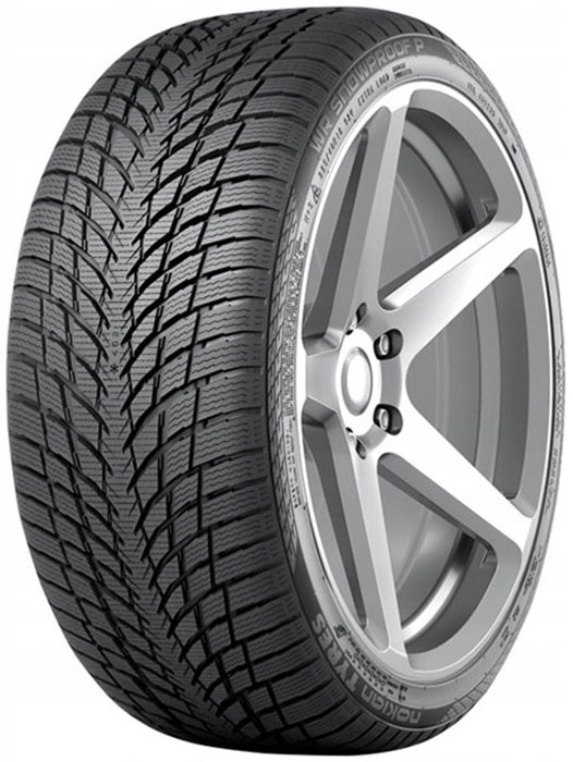 Opony Nokian WR SNOWPROOF P 255/45R18