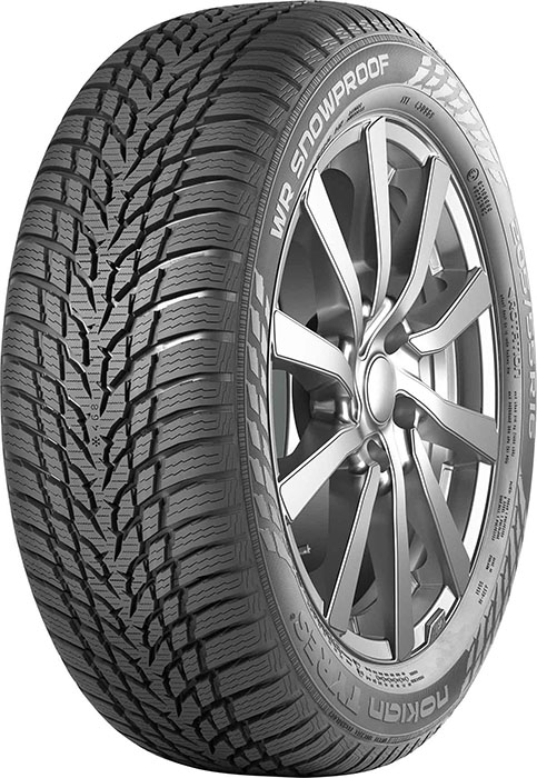 Opony Nokian WR Snowproof 225/50R17
