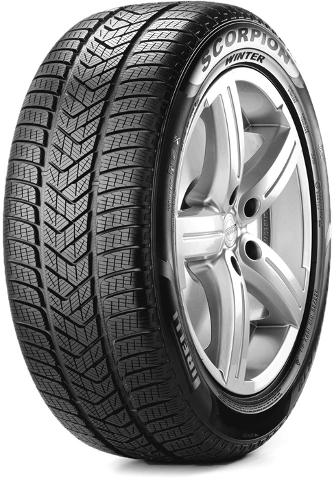 Opony Pirelli Scorpion Winter 235/65R17