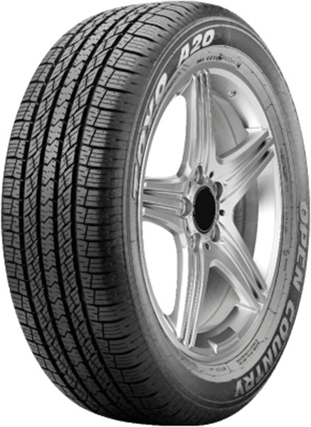 Opony Toyo Open Country A20B 215/55R18